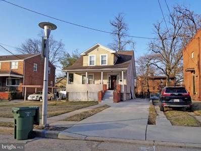 5704 Gist Avenue, Baltimore, MD 21215 - #: MDBA541696