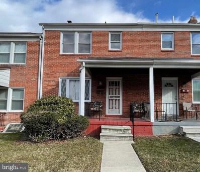 1407 N Linwood Avenue, Baltimore, MD 21213 - #: MDBA541700