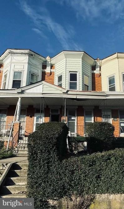 1632 N Ellamont Street, Baltimore, MD 21216 - #: MDBA541706
