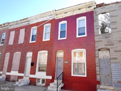 1805 Hope Street, Baltimore, MD 21202 - #: MDBA541722