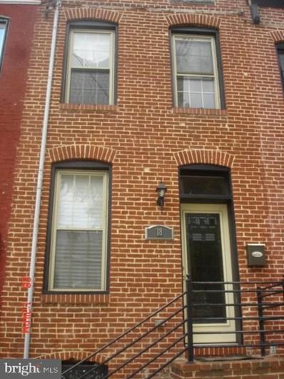 18 N Madeira Street, Baltimore, MD 21231 - #: MDBA541738