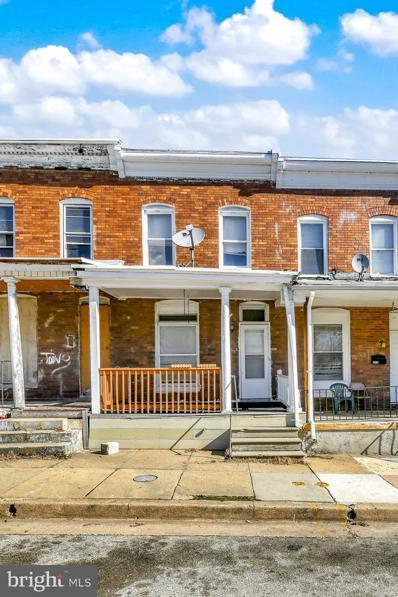 1120 Montpelier Street, Baltimore, MD 21218 - #: MDBA541766