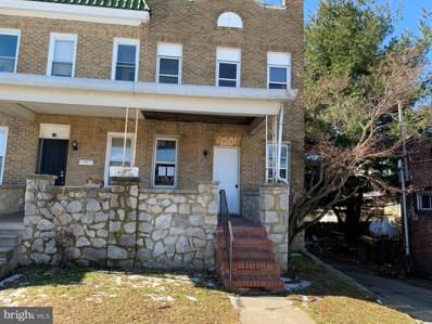 4201 Nicholas Avenue, Baltimore, MD 21206 - #: MDBA541802