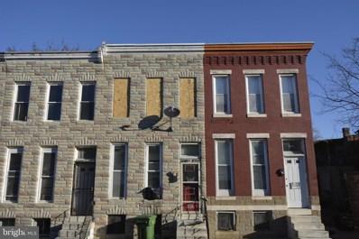 1902 Penrose Avenue, Baltimore, MD 21223 - #: MDBA541814