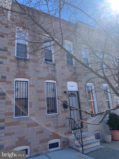 1637 N Wolfe Street, Baltimore, MD 21213 - #: MDBA541838