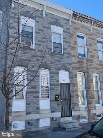 1629 E Federal Street, Baltimore, MD 21213 - #: MDBA541866