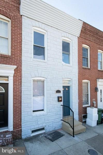 207 E Heath Street, Baltimore, MD 21230 - #: MDBA541878