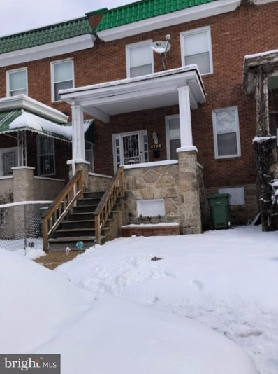3703 Overview Road, Baltimore, MD 21215 - #: MDBA541880
