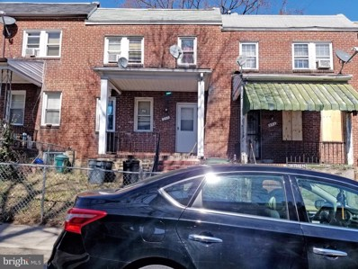 522 Sheridan Avenue, Baltimore, MD 21212 - #: MDBA541900