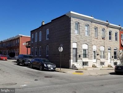 2622 E Monument Street, Baltimore, MD 21205 - #: MDBA541928