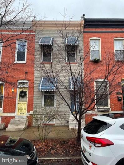 108 N Potomac Street, Baltimore, MD 21224 - #: MDBA541932