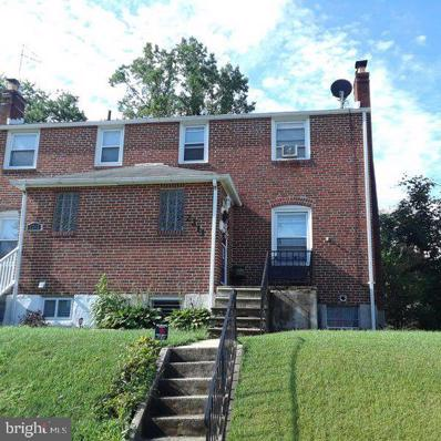 2211 Echodale Avenue, Baltimore, MD 21214 - #: MDBA541972