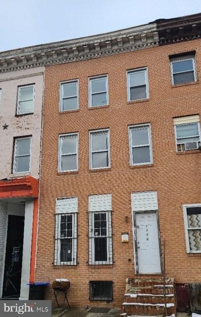 1336 W North Avenue, Baltimore, MD 21217 - #: MDBA542034