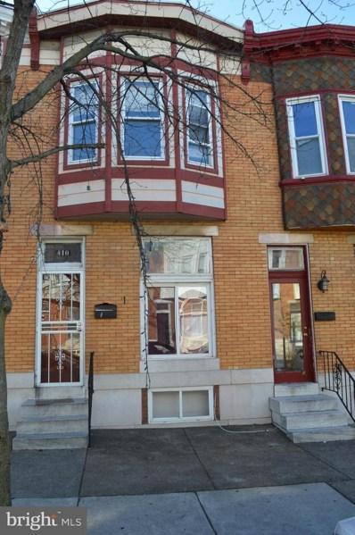 410 S Newkirk Street, Baltimore, MD 21224 - #: MDBA542076