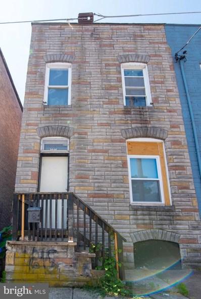 1615 Cypress Street, Baltimore City, MD 21226 - #: MDBA542128