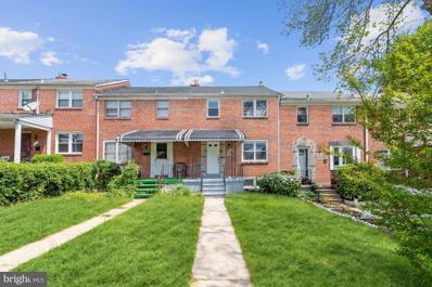 1924 Woodbourne Avenue, Baltimore, MD 21239 - #: MDBA542138