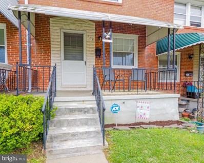 708 Primson Avenue, Baltimore, MD 21229 - #: MDBA542188