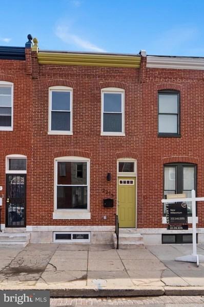 2215 E Chase Street, Baltimore, MD 21213 - #: MDBA542190