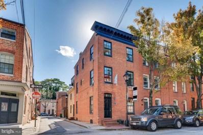 1621 Lancaster Street, Baltimore, MD 21231 - #: MDBA542214