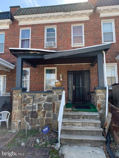 1409 Carswell Street, Baltimore, MD 21218 - #: MDBA542292