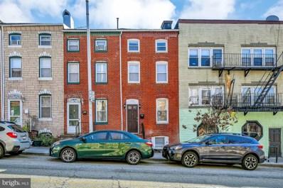1807 E Lombard Street, Baltimore, MD 21231 - #: MDBA542304