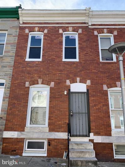 2687 Dulany Street, Baltimore, MD 21223 - #: MDBA542600