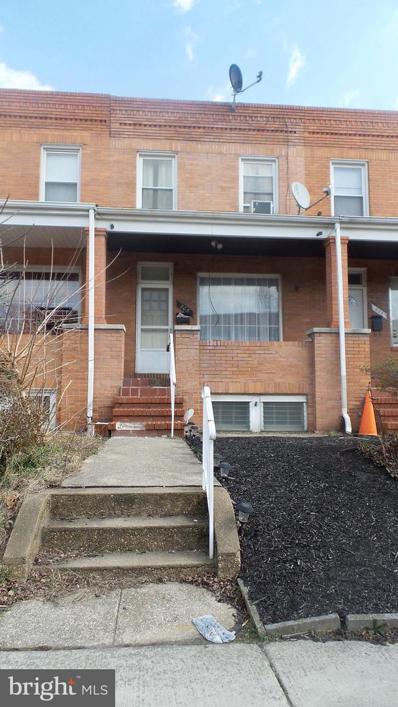 305 Drew Street, Baltimore, MD 21224 - #: MDBA542638