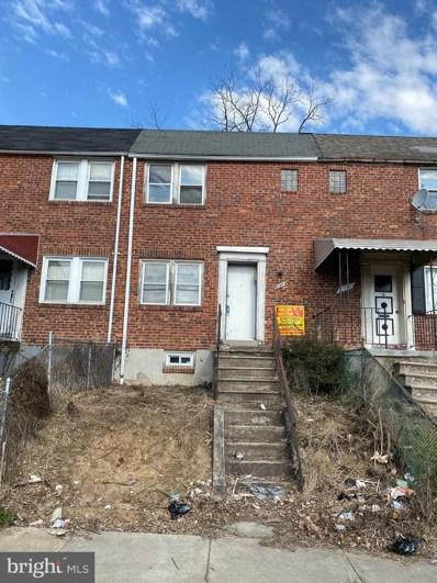 3018 Grantley Avenue, Baltimore, MD 21215 - #: MDBA542650