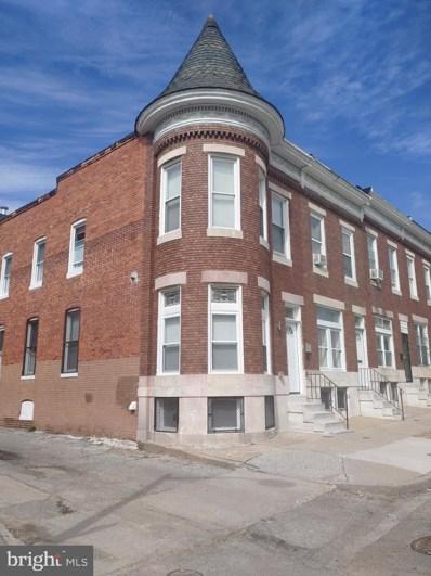 1212 Whitelock Street, Baltimore, MD 21217 - #: MDBA542688