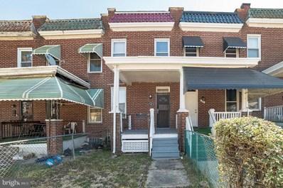 23 S Culver Street, Baltimore, MD 21229 - #: MDBA542874