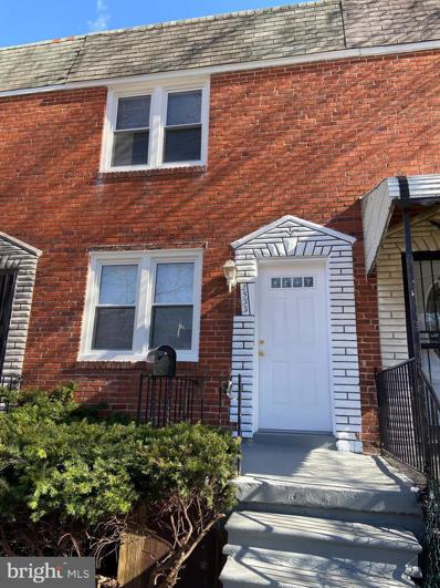 2533 Tolley Street, Baltimore, MD 21230 - #: MDBA542910