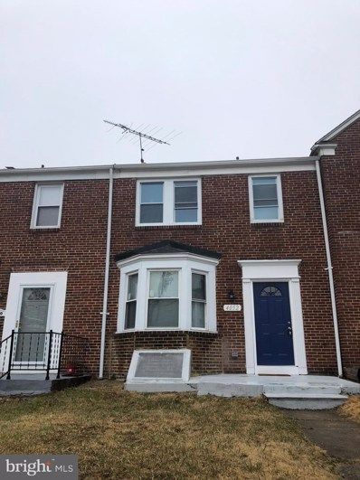 4052 Hillen Road, Baltimore, MD 21218 - #: MDBA542932