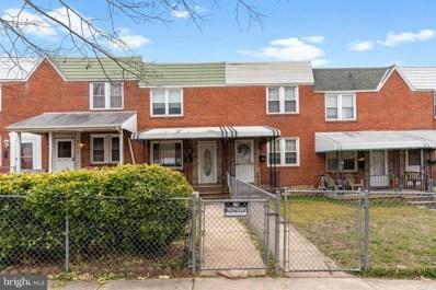 1930 Harman Avenue, Baltimore, MD 21230 - #: MDBA543008