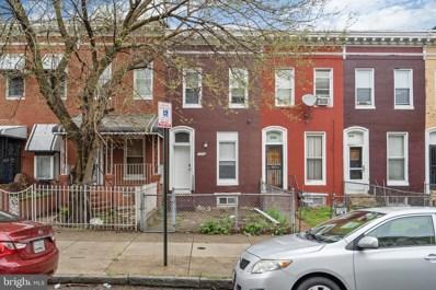 2565 McCulloh Street, Baltimore, MD 21217 - #: MDBA543022