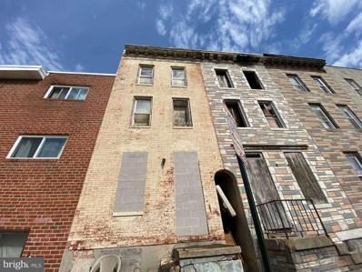 2558 Hollins Street, Baltimore, MD 21223 - #: MDBA543048