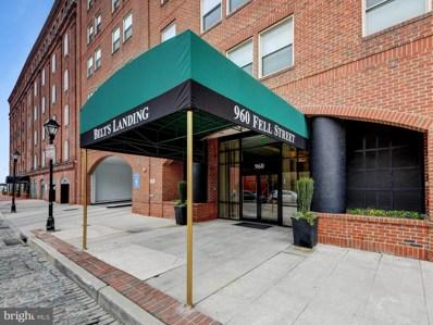 960 Fell Street UNIT 202, Baltimore, MD 21231 - #: MDBA543086