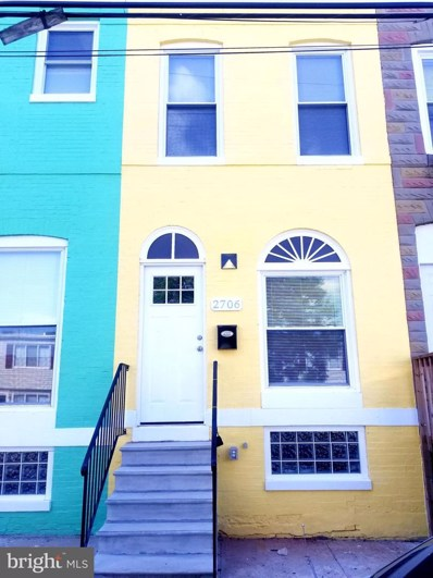 2706 Mathews, Baltimore, MD 21218 - #: MDBA543108