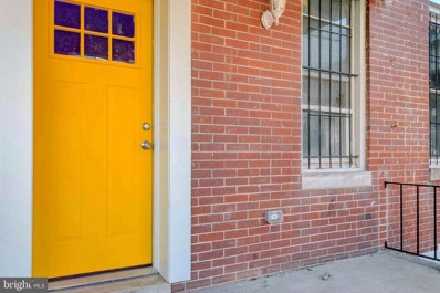 605 Linnard Street, Baltimore, MD 21229 - #: MDBA543136