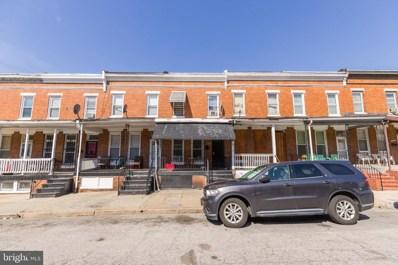 2056 Kennedy Avenue, Baltimore, MD 21218 - #: MDBA543144