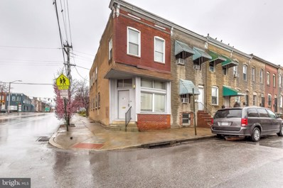 400 Rose Street, Baltimore, MD 21224 - #: MDBA543156