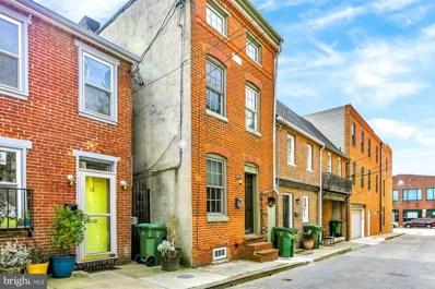 109 E Churchill Street, Baltimore, MD 21230 - #: MDBA543182