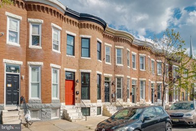 213 N Luzerne Avenue, Baltimore, MD 21224 - #: MDBA543198