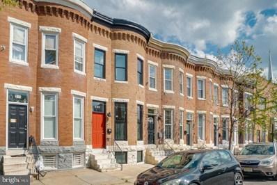 213 N Luzerne Avenue, Baltimore, MD 21224 - #: MDBA543198
