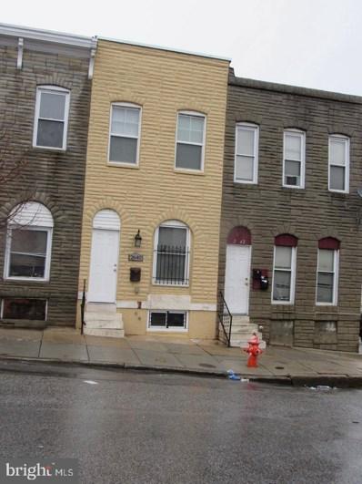 2640 Mcelderry Street, Baltimore, MD 21205 - #: MDBA543250