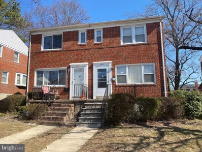 6213 Plymouth Road, Baltimore, MD 21214 - #: MDBA543260