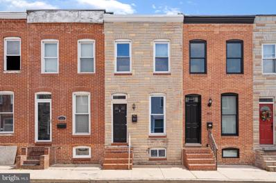 811 S Robinson Street, Baltimore, MD 21224 - #: MDBA543302