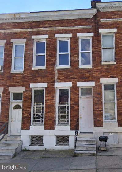2739 Harlem Avenue, Baltimore, MD 21216 - #: MDBA543308
