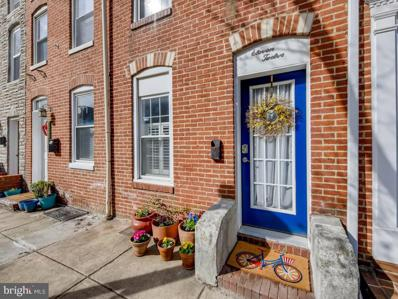 1112 Battery Avenue, Baltimore, MD 21230 - #: MDBA543332