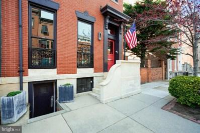 824 Park Avenue, Baltimore, MD 21201 - #: MDBA543374