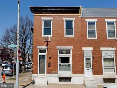 3700 Hudson Street, Baltimore, MD 21224 - #: MDBA543424
